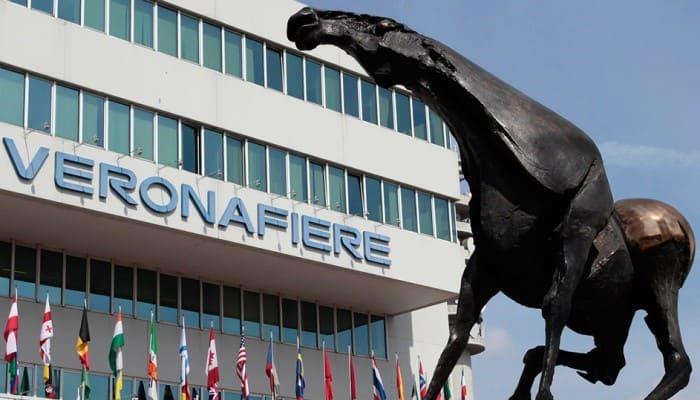 Gruppo Veronafiere di Verona riprogramma gli eventi in calendario