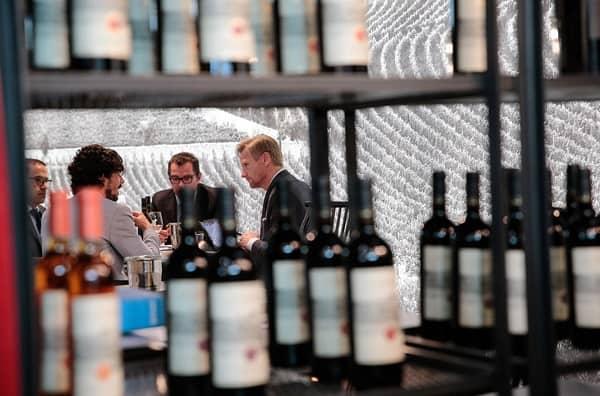 Vinitaly 2019 - salone del vino e dei distillati - Verona - interno 3