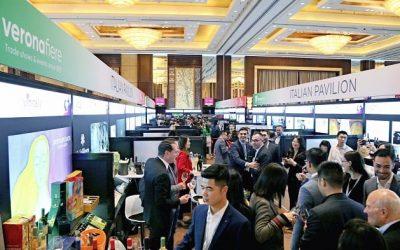"""Vino italiano in Cina e Oriente. Vinitaly alla conquista del mercato del vino nel Far East con la piattaforma """"Wine To Asia"""". L'iniziativa B2B dal 2020"""