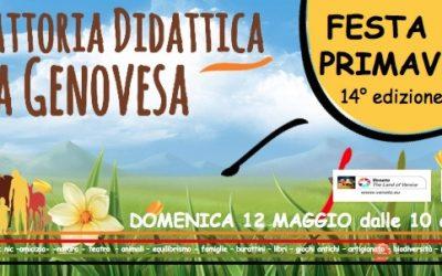 """Eventi per bambini a Verona. Domenica 12 maggio la """"Festa di Primavera"""" alla fattoria didattica La Genovesa"""