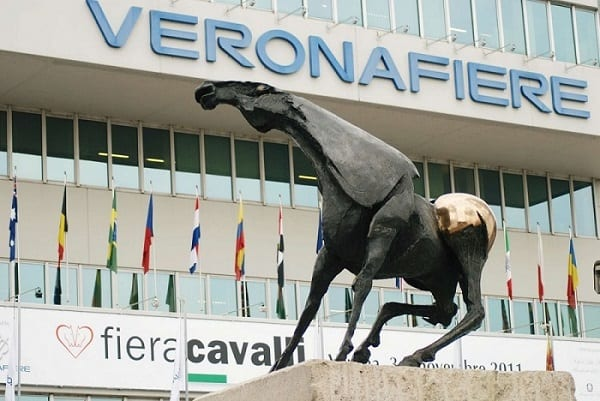 Fieracavalli 2019 a Verona - Veronafiere
