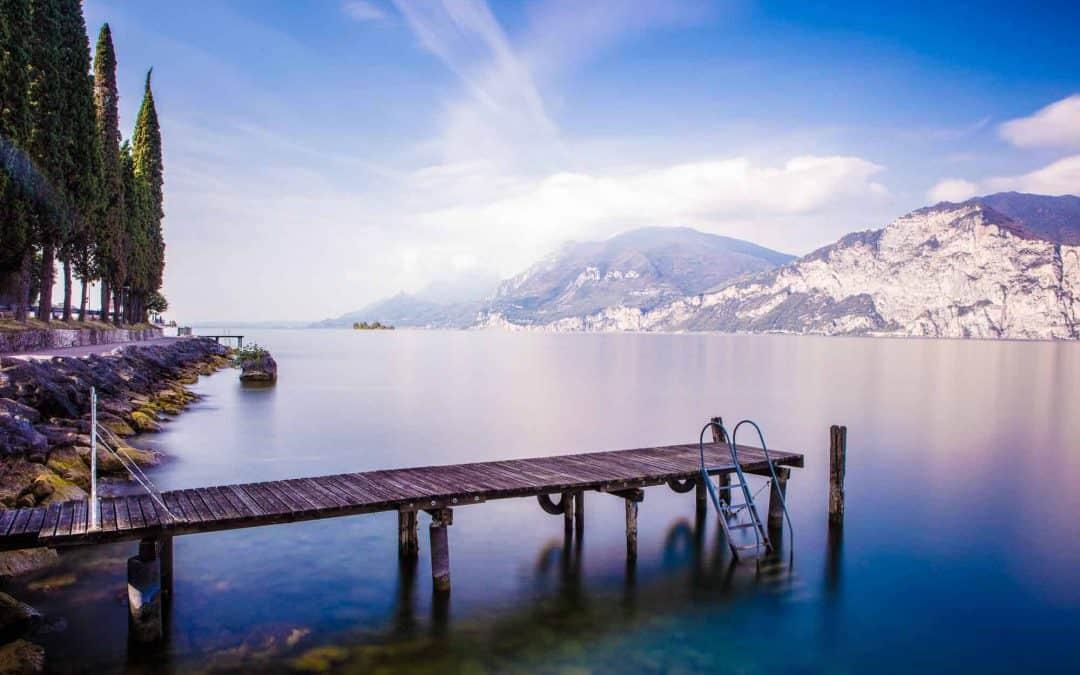 """Cycling holidays on Lake Garda: Ciclopista del Garda, """"Garda by Bike"""", Sentiero del Ponale and Giro Alto del Garda"""