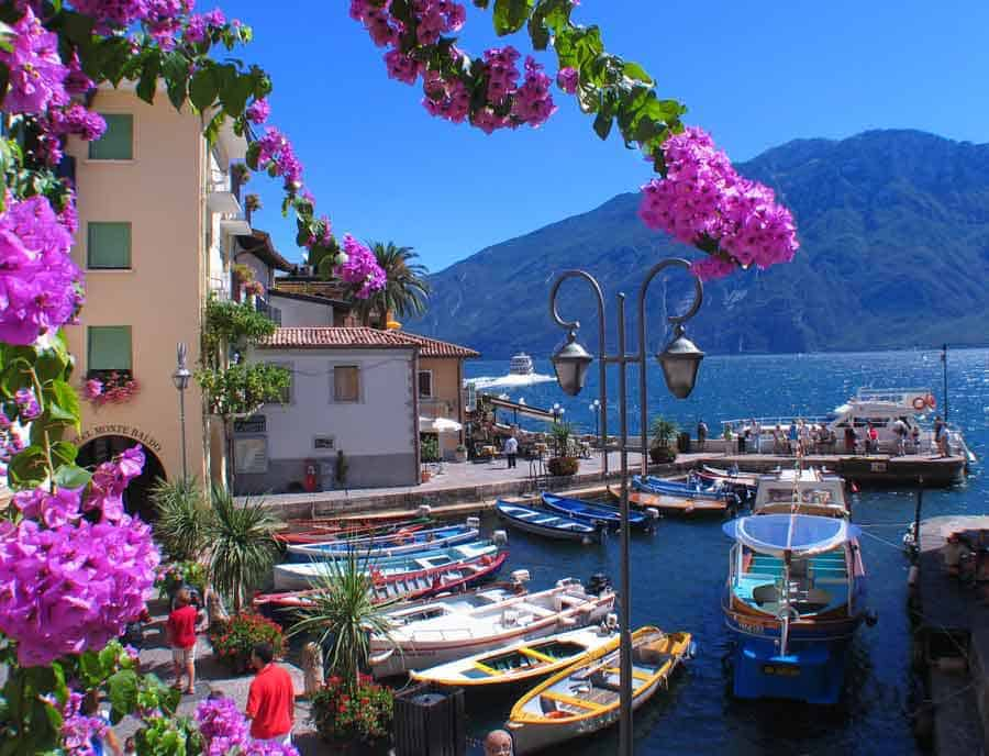 Image result for limone sul garda Giovanni Pomarelli images