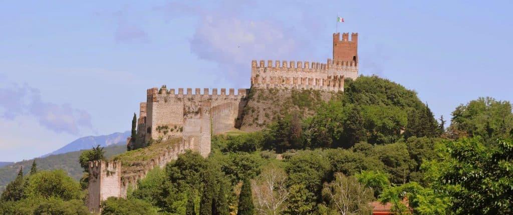 Castello di Soave_veduta