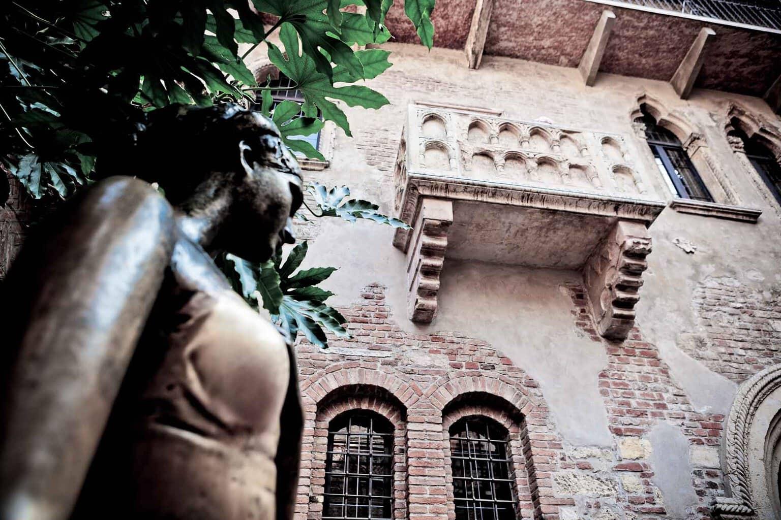 Turismo e arte a Verona, Casa di Giulietta