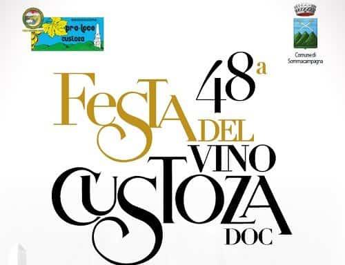 Festa del vino Custoza. Da venerdì 7 a lunedì 10 giugno gli stand con vino Custoza Doc, piatti tipici, eventi e musica. Scopri programma e info utili