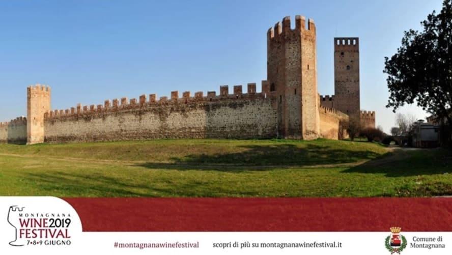 Montagnana Wine Festival il 7, 8 e 9 giugno 2019. A Montagnana l'incontro delle eccellenze dei vini di Padova, Vicenza e Verona fra degustazioni e cultura