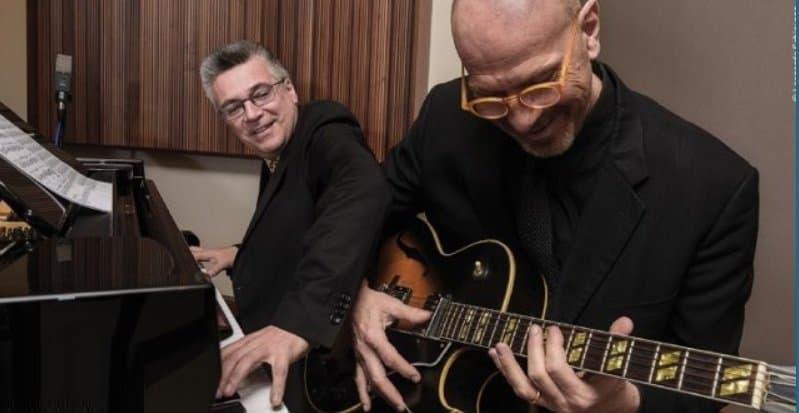 O Live Jazz Fest - 28, 29, 30 giugno 2019 - Cavaion - Verona - lago di Garda - Eventi Lago di Garda - Dado Moroni Luigi Tessarolo Duo