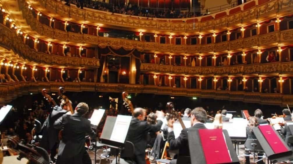 Accademia Filarmonica di Verona - Teatro Filarmonico - Il Settembre dell'Accademia - 2019 - sala teatrale