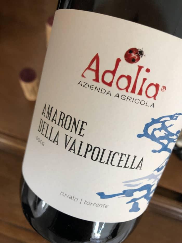 Corte Sant'Alda winetasting: alcuni dei vini prodotti dall'azienda vinicola di Mezzane di Sotto (Verona), nella Valpolicella orientale