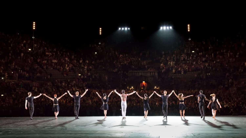 Arena di Verona - Roberto Bolle - 16-17 luglio 2019 - danza - Opera Festival 2019 - spettacolo internazionale