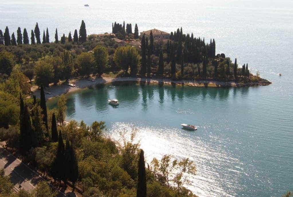 Garda - lago di Garda - Punta San Vigilio - Verona - enoturismo