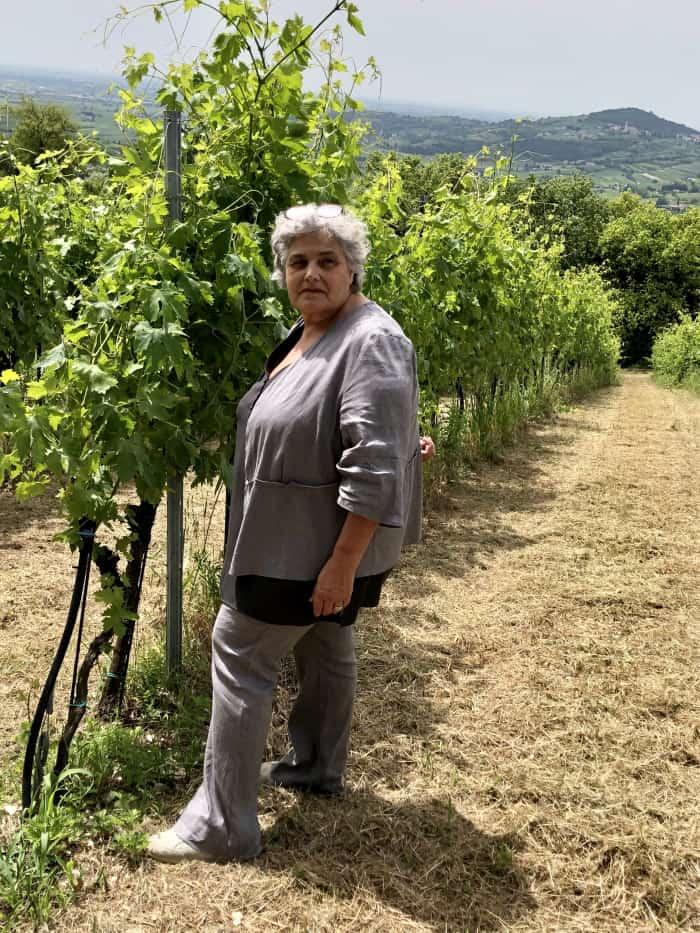 Marcella Camerani Corte Sant'Alda - vini Valpolicella - Mezzane di Sotto - Verona