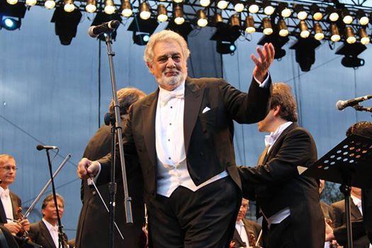 Plácido Domingo all'Arena di Verona - 2019 -