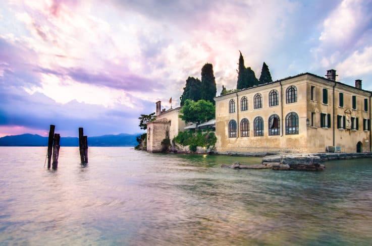 Punta San Vigilio, Lago di Garda
