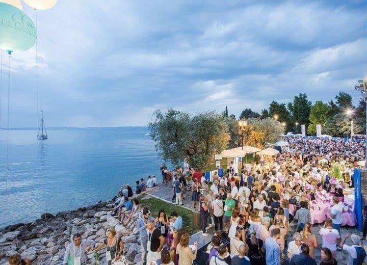 Aperitivo Sotto le Stelle - 6 agosto 2019 - Bardolino Chiaretto - lago di Garda - Verona - Verona Wine Love