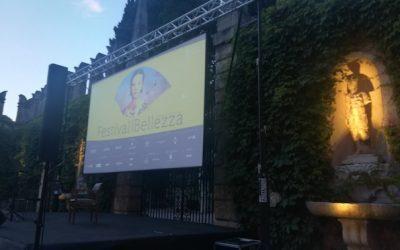 """Il Festival della Bellezza di Verona fra arte e cultura. Ci ha regalato emozioni e riflessioni. Il 26 agosto """"Romeo e Giulietta"""" in Arena"""
