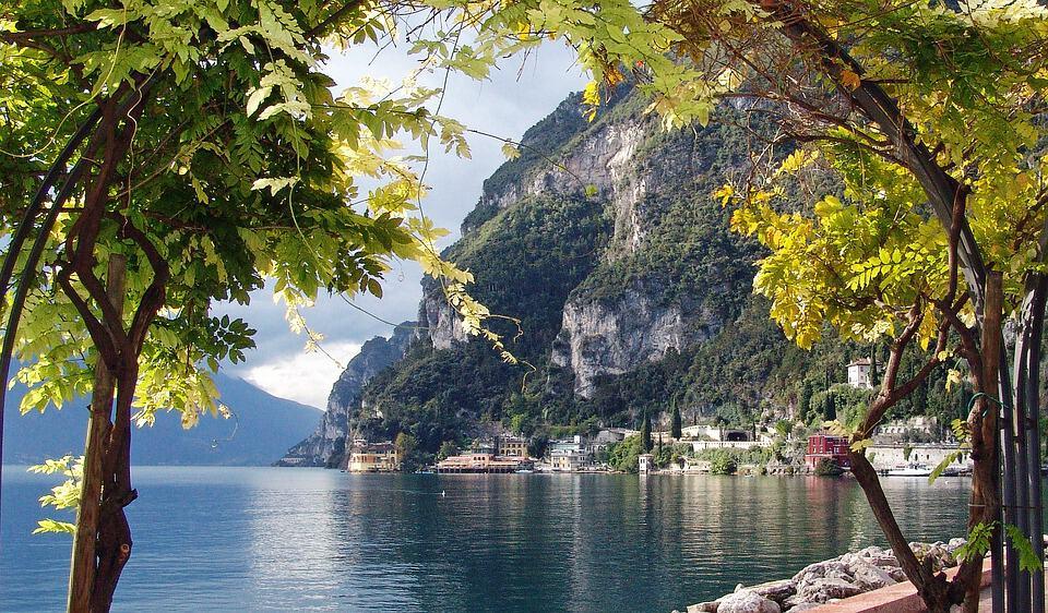Lago di Garda in Bicicletta, Garda