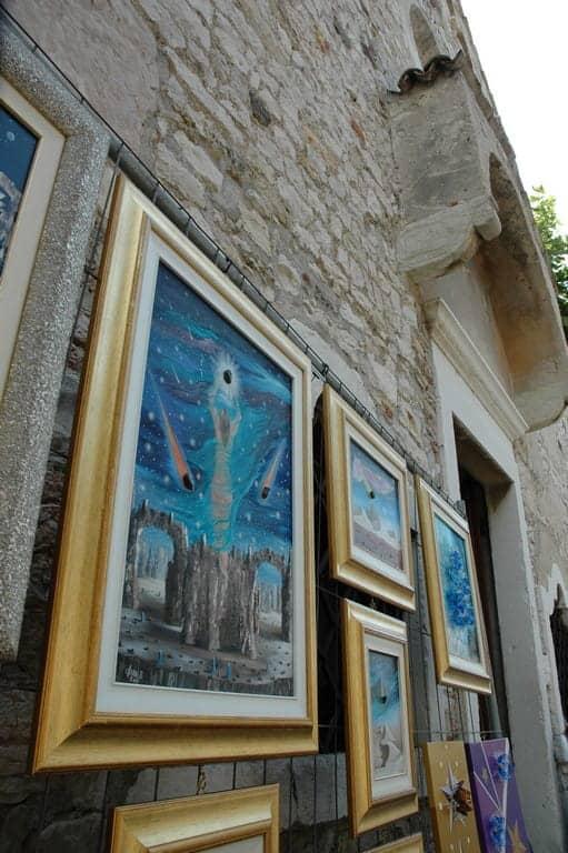 Bardolino un due tlè - manifestazione sull'arte - 2019 - foto 1-