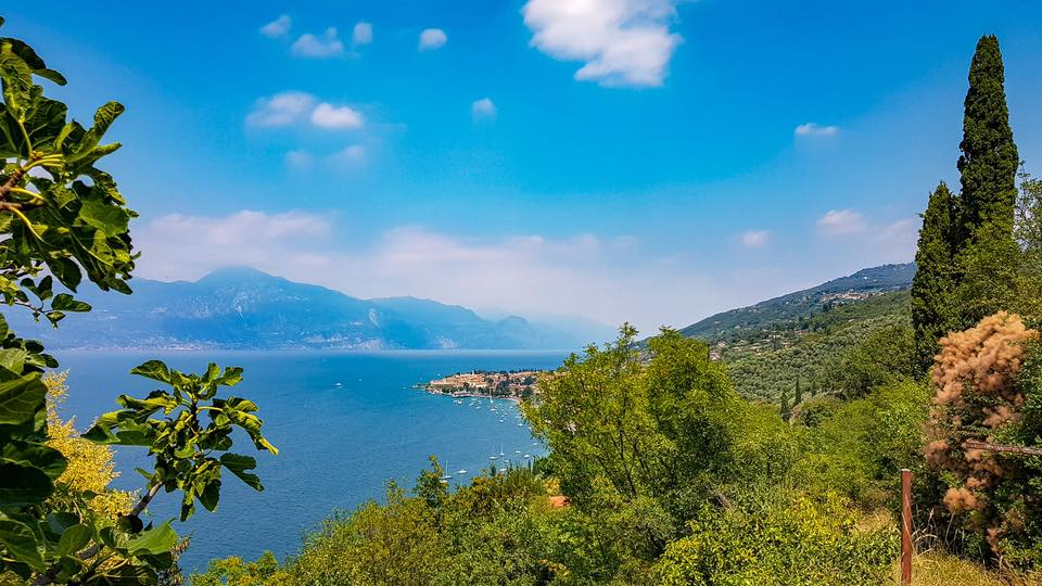 Bike tour sul Lago di Garda