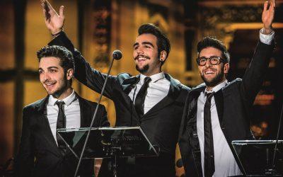 """Concerto de """"Il Volo"""" all'Arena di Verona domenica 30 agosto 2020. Compra i biglietti e leggi le informazioni sull'evento e su Verona"""