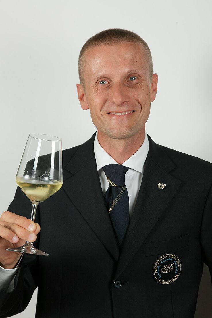 Marco Aldegheri, presidente Associazione italiana sommelier del Veneto - AIS Veneto - corsi sommelier
