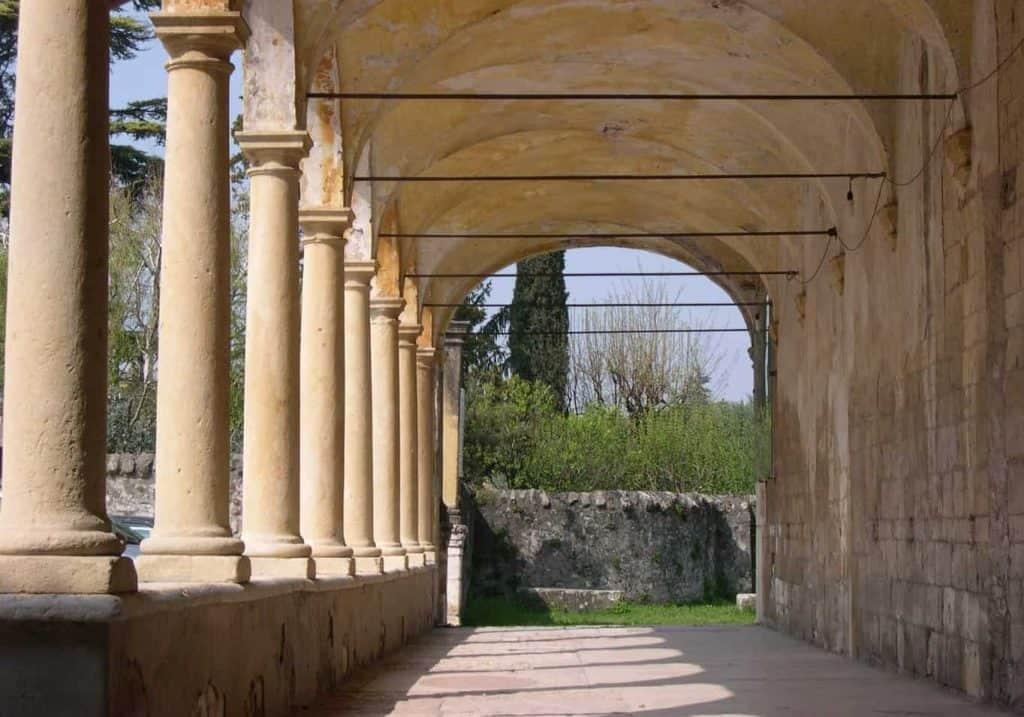 Cicloturismo in Valpolicella: Pieve di San Floriano