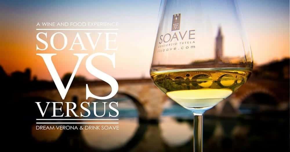 Eventi Verona: Soave Versus 2019. Dal 31 agosto al 2 settembre, alla Gran Guardia, l'evento che celebra il vino Soave Doc
