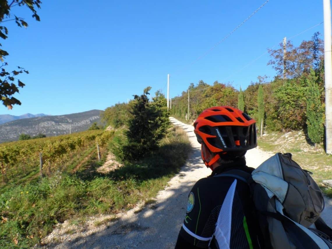 Cicloturismo in Valpolicella