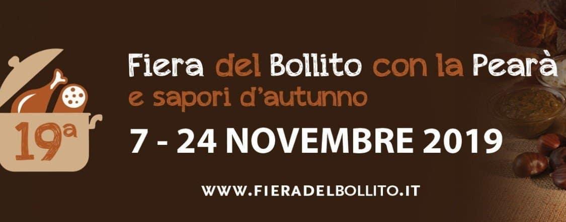 Fiera del Bollito con la pearà e sapori di autunno - Isola della Scala - Verona - 7-24 novembre 2019