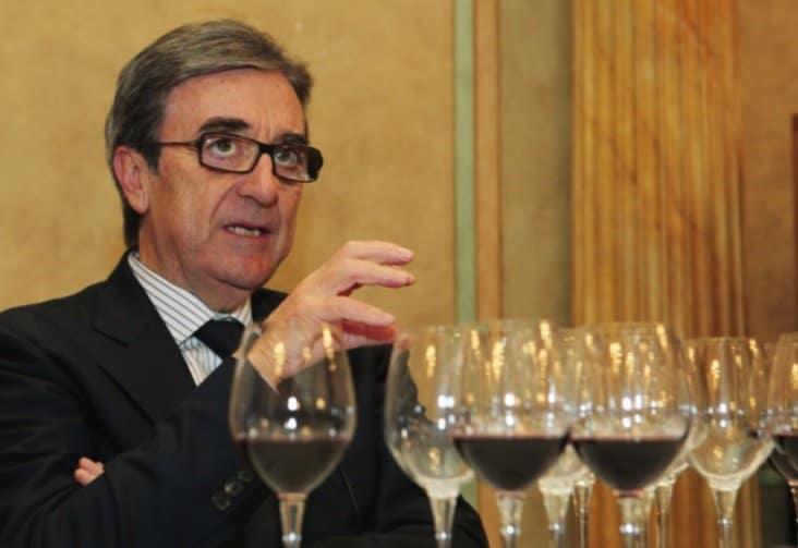Riccardo Cotarella - presidente mondiale degli enologi - vendemmia 2019 - verona wine love