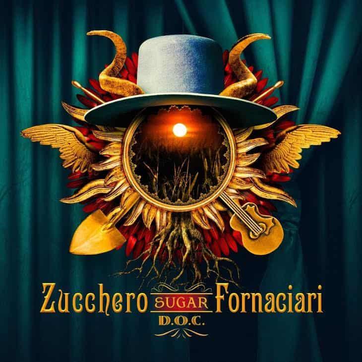 Zucchero Fornaciari all'Arena di Verona - settembre e ottobre 2020 - disco DOC
