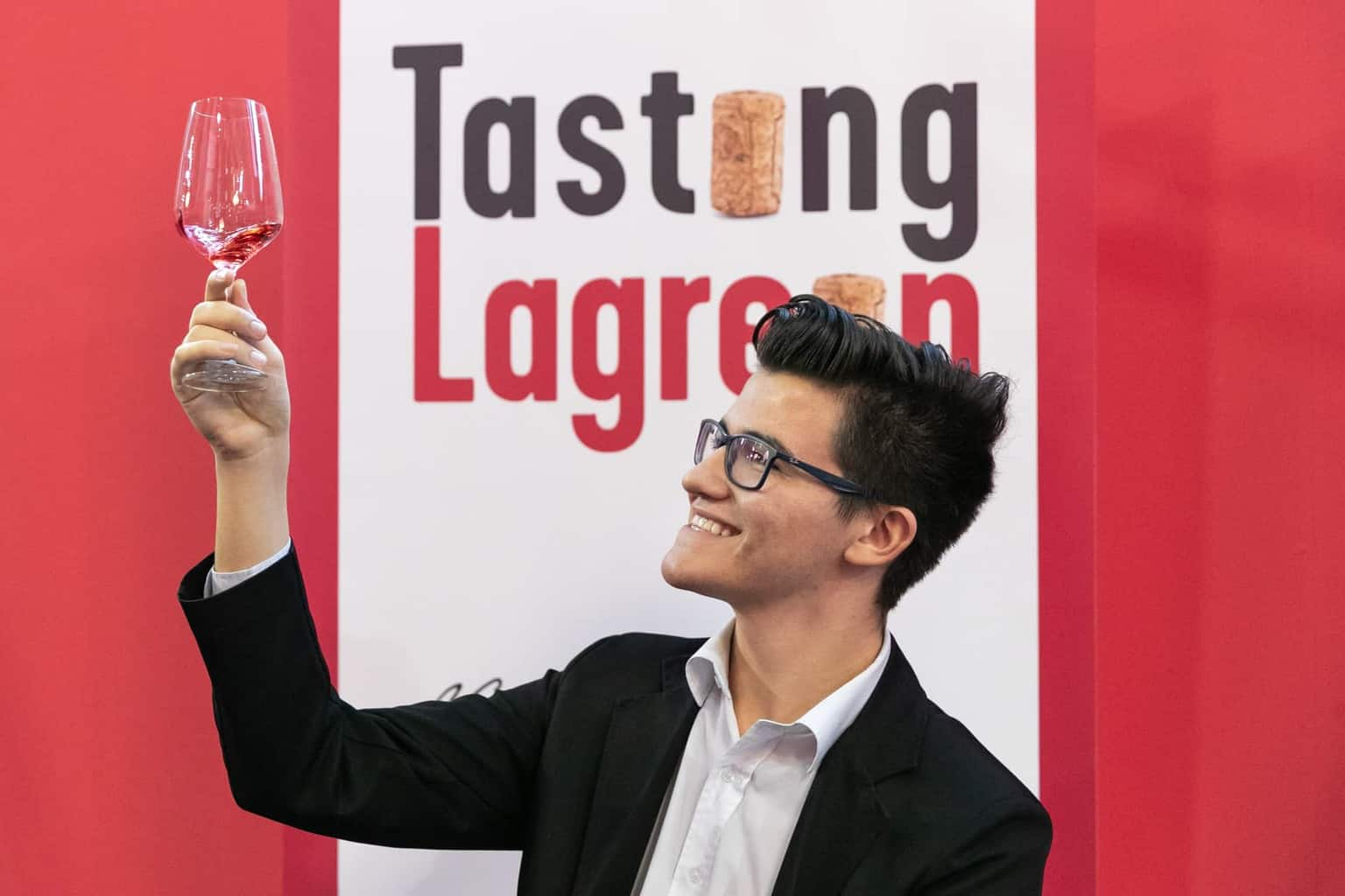 Wine Tasting Lagrein, Autochtona Bolzano