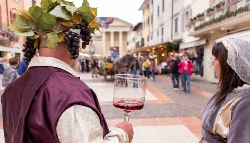 Eventi Verona - Festa del Bardolino Novello -