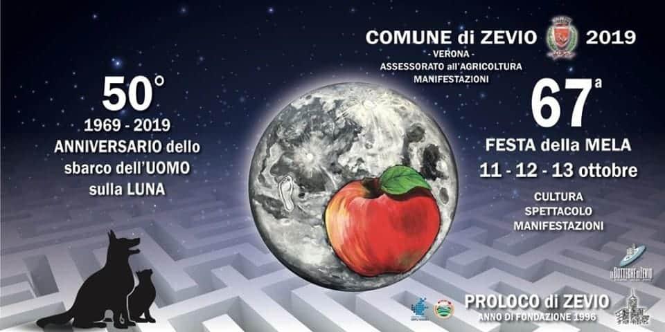"""Festa della Mela di Zevio: da venerdì 11 ottobre a domenica 13 ottobre 2019 a Zevio (Verona) si celebra la """"Mela di Zevio"""". Cultura, spettacoli ed enogastronomia"""