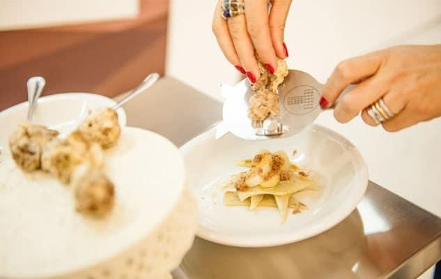 Fiera del Tartufo Bianco d'Alba - ottobre - novembre 2019 - cucina