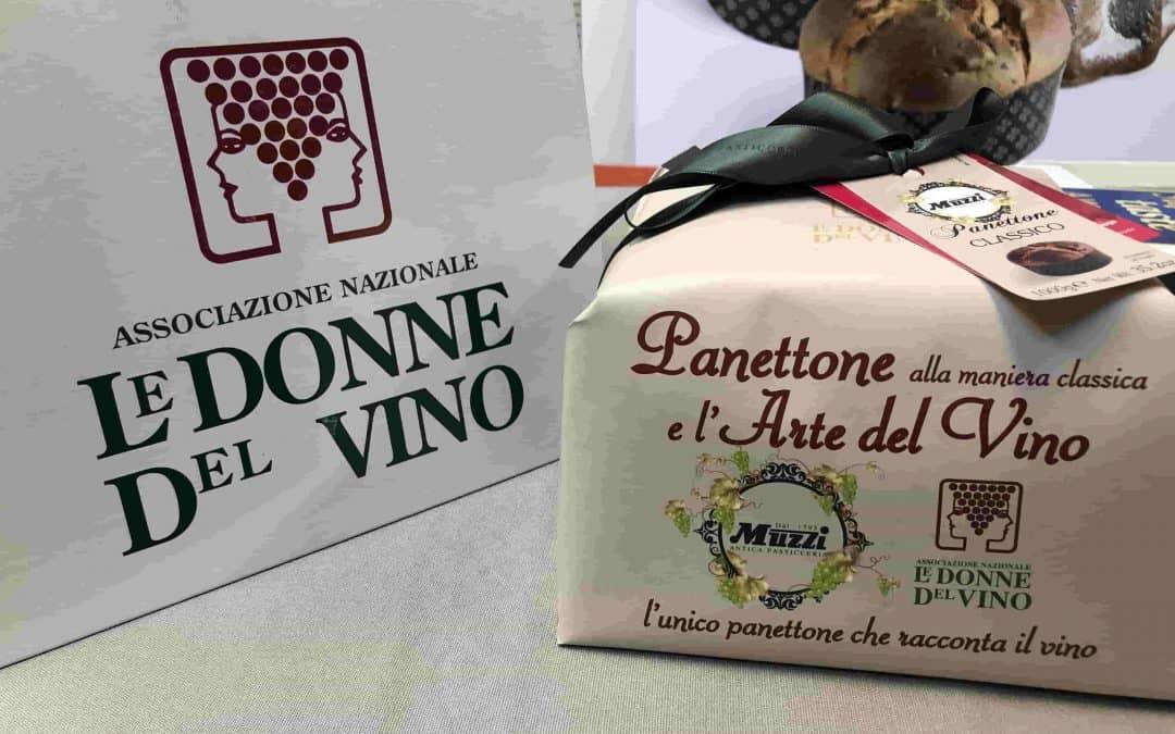 Panettone e arte del vino: gli abbinamenti in tavola fra vini e dessert della tradizione. Scopri la guida dell'Antica Pasticceria Muzzi scritta con le Donne del Vino