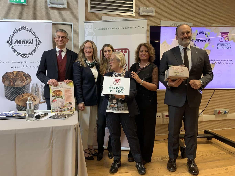 Panettone alla maniera classica e l'Arte del Vino - Antica Pasticceria Muzzi - ottobre 2019 - presentazione- Verona Wine Love