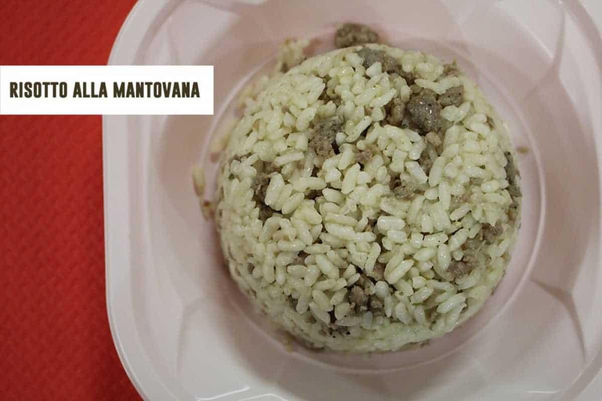 Risotto alla Mantovana