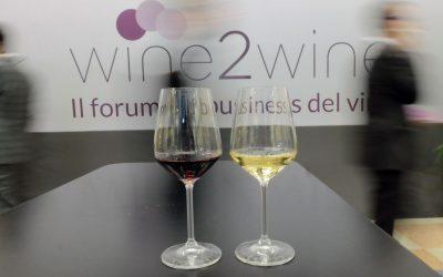 Wine2wine 2019: a Verona il 25 e 26 novembre 2019 si apre il forum con i laboratori sul settore vitivinicolo