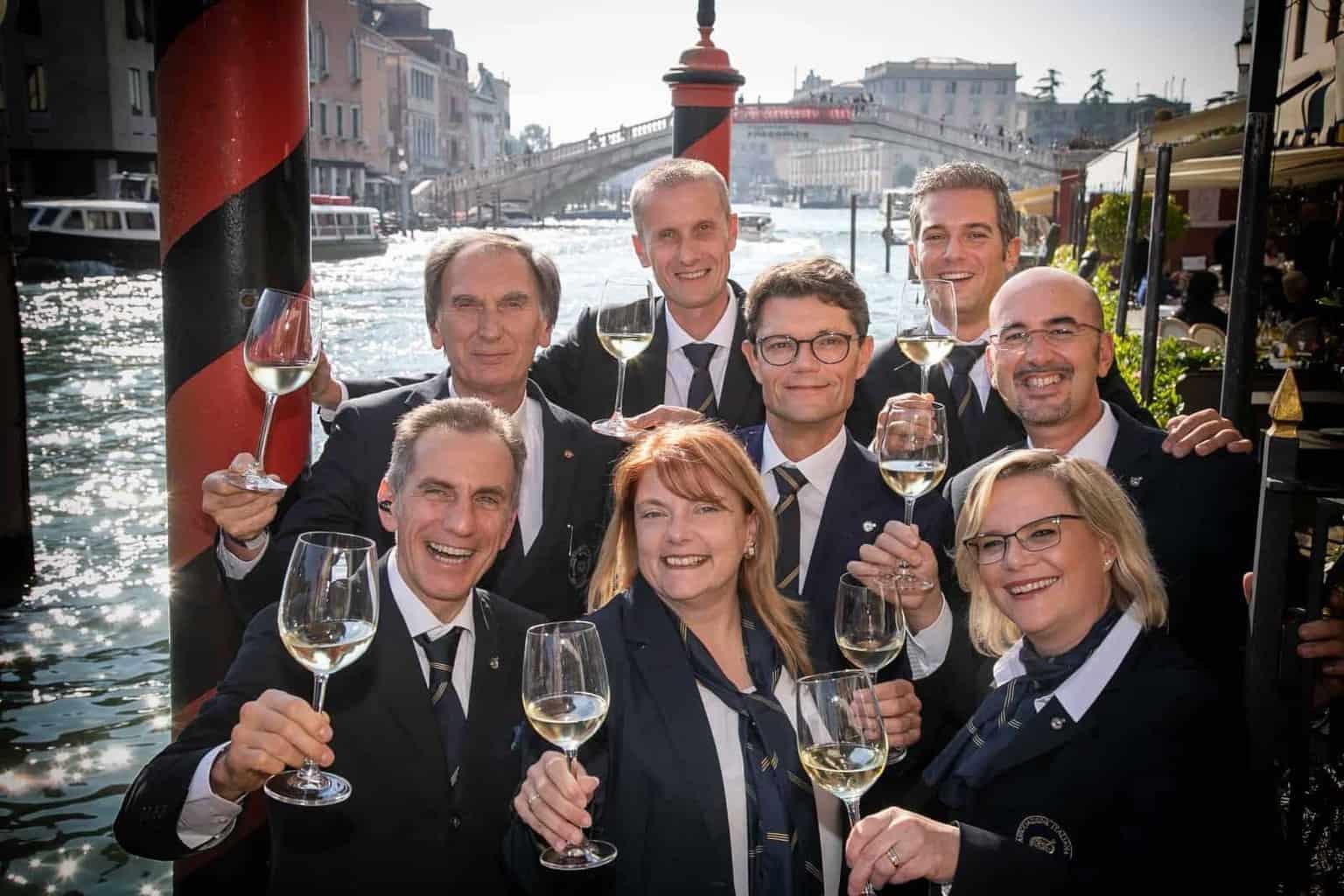 Delegati AIS Veneto