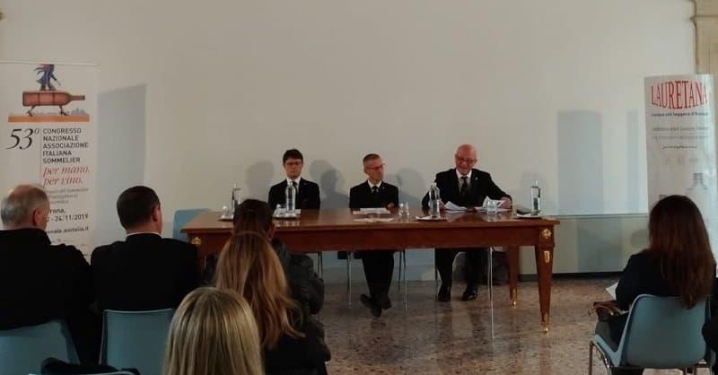 AIS - congresso nazionale - enoturismo e sommelier - novembre 2019 - Verona
