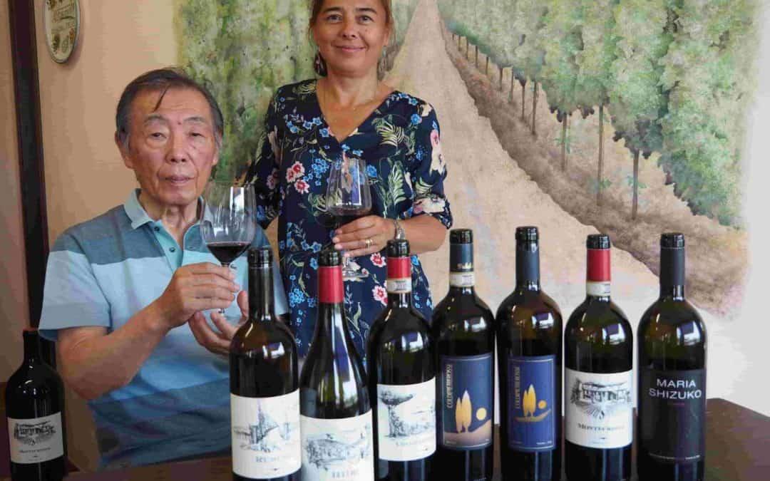 Vini italiani nel mondo, l'azienda agricola toscana Bulichella punta ai mercati asiatici. Con ottimi punteggi dalle guide enologiche