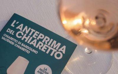 """#BardolinoCru e """"Chiaretto che verrà"""": degustazioni sabato 7 e domenica 8 dicembre 2019. Due occasioni per degustare i vini del lago di Garda"""