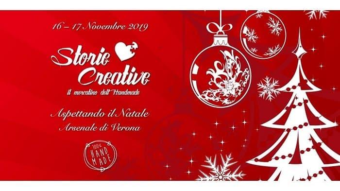 Hand Made Storie Creative - Verona - 15-16-17 novembre 2019 - Arsenale di Verona