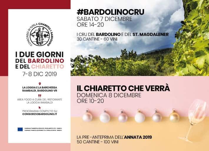 Lago di Garda- Bardolino Chiaretto