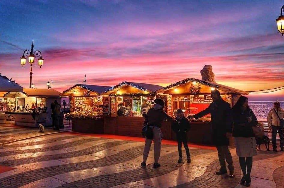 Mercatino di Natale sul Lago di Garda - Lazise - Verona - 2019-2020