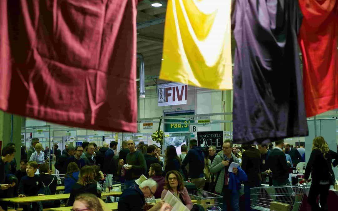 """Vini delle piccole cantine al """"Mercato dei vignaioli indipendenti"""" della FIVI. Appuntamento a Piacenza dal 23 al 25 novembre 2019. Leggi programma e info utili"""