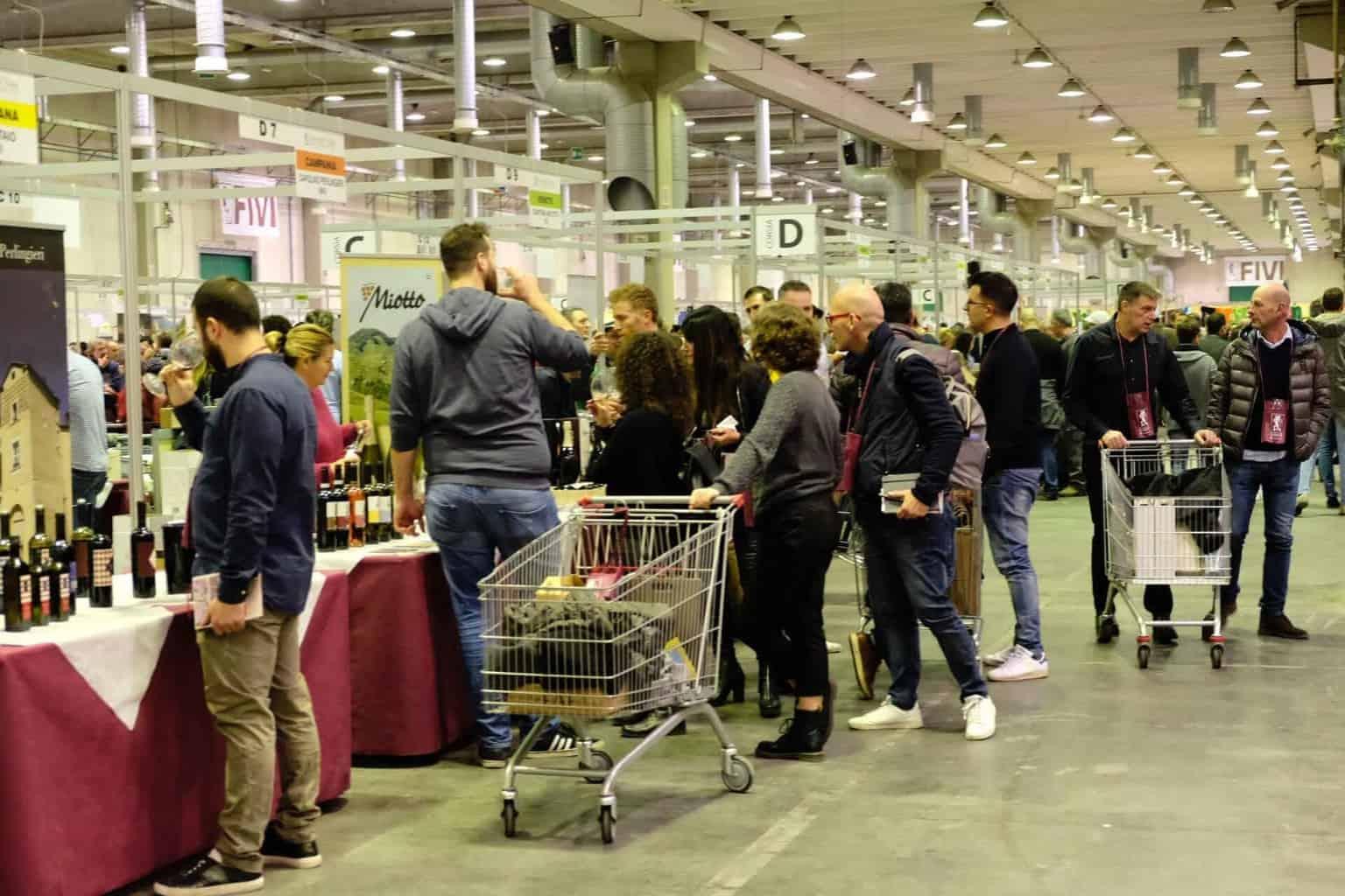 Mercato dei Vignaioli Indipendenti FIVI - novembre 2019-min