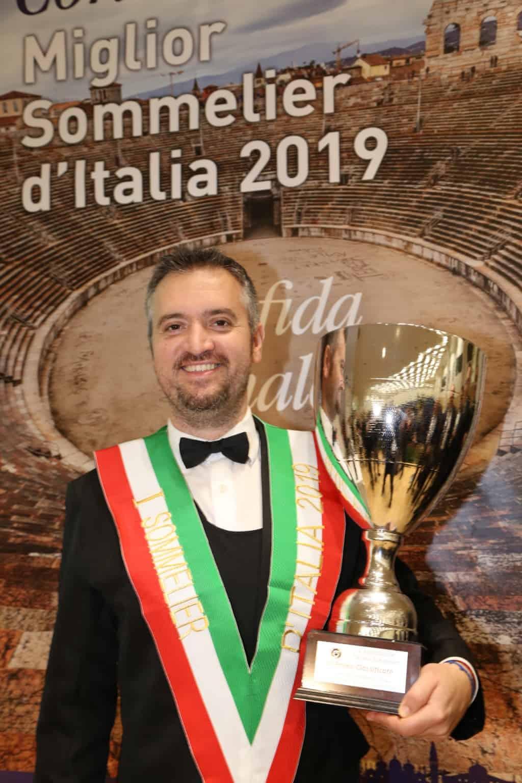 Miglior sommelier d'Italia - Premio Trentodoc